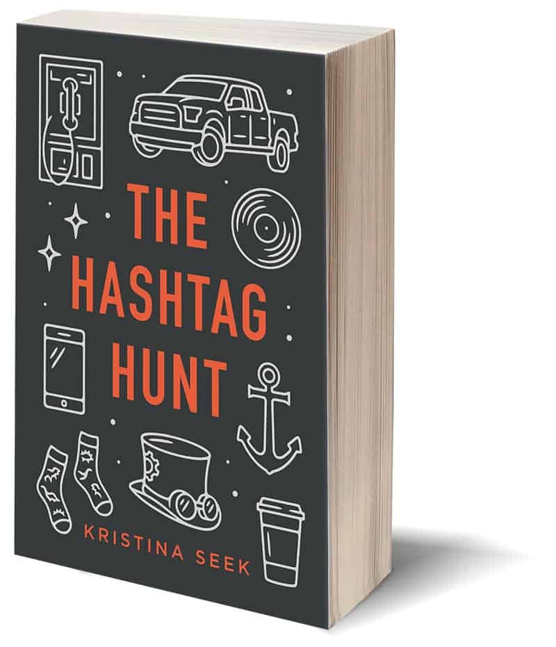 The Hashtag Hunt - Kristina Seek